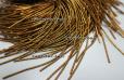 Канитель фигурная Бамбук /артикул 218/, 1.5 мм, Индия